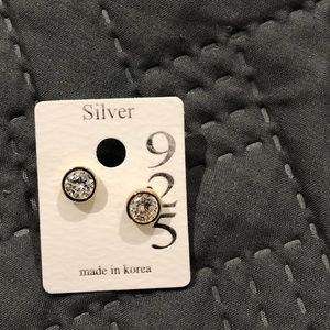 Gold & silver studs